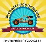 off road buggy car competition...   Shutterstock .eps vector #620001554