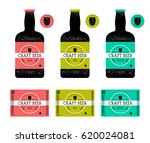 set of templates label for... | Shutterstock .eps vector #620024081