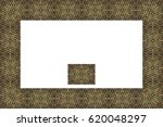 border or frame of abstract... | Shutterstock . vector #620048297