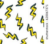 seamless doodle pattern.... | Shutterstock .eps vector #620067371