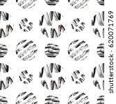 hand painted seamless stripes... | Shutterstock . vector #620071769