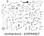 arrow | Shutterstock .eps vector #620096867