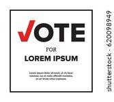 vote for us   me. voting...   Shutterstock .eps vector #620098949