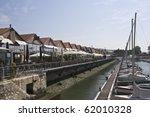 The Docks - stock photo