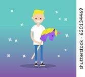 kid ult  kid   adult ... | Shutterstock .eps vector #620134469