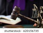 law concept judge in a