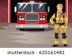 a vector illustration of female ... | Shutterstock .eps vector #620161481