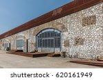la cale 2  old naval launch pad ... | Shutterstock . vector #620161949