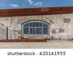 la cale 2  old naval launch pad ... | Shutterstock . vector #620161955