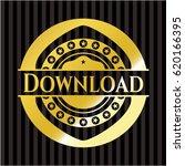 download gold badge or emblem