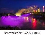 Night At Niagara Falls And...