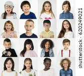 diversity kids collection... | Shutterstock . vector #620249021