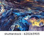abstract painting color texture.... | Shutterstock . vector #620265905