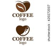 Stylish Logo Love Coffee ...