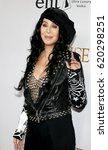cher at the los angeles... | Shutterstock . vector #620298251