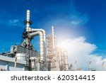 oil and gas industry refinery... | Shutterstock . vector #620314415