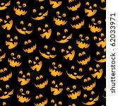 halloween background   teeth...   Shutterstock .eps vector #62033971