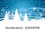 winter background | Shutterstock .eps vector #62034598