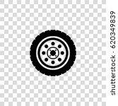 car wheel vector icon | Shutterstock .eps vector #620349839