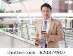 asian business man | Shutterstock . vector #620374907