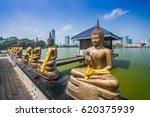 Gangaramaya Seemamakala Temple...