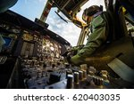 Control Panel In Military...