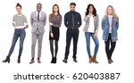 group of people in front of a... | Shutterstock . vector #620403887