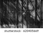 wooden old door | Shutterstock . vector #620405669