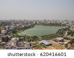 dhaka downtown top view. dhaka ... | Shutterstock . vector #620416601