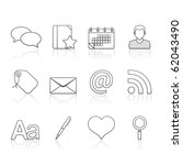 Blogging Icon Set 4       ...