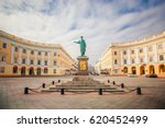Monument to Duc de Richelieu in Odessa