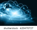 best internet concept of global ... | Shutterstock . vector #620470727