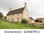 Small photo of Woolsthorpe Manor in Woolsthorpe-by-Colsterworth, near Grantham, Lincolnshire, England, is the birthplace and was the family home of Sir Isaac Newton. He was born there on 25 December 1642.