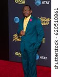 Small photo of Musician Dexter Walker attend the 32nd Annual STELLAR GOSPEL MUSIC AWARDS on March 25, 2017 in Las Vegas, Nevada at the New Orleans Arena - USA