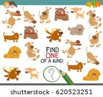 cartoon illustration of find... | Shutterstock . vector #620523251