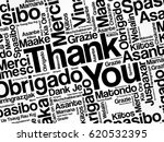 thank you word cloud background ... | Shutterstock .eps vector #620532395