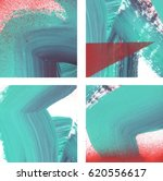 four fragments of original...   Shutterstock . vector #620556617