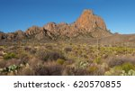 panorama of the desert... | Shutterstock . vector #620570855