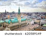 Hamburg City Hall  Germany