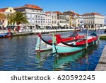 traditional boats on the canal...   Shutterstock . vector #620592245
