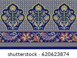 traditional indian motif | Shutterstock . vector #620623874