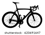 a professional road racing... | Shutterstock . vector #620691647