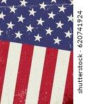 grunge united states of america ... | Shutterstock .eps vector #620741924