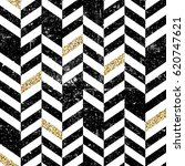 seamless chevron pattern with... | Shutterstock .eps vector #620747621