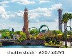 usa  florida  orlando. april ... | Shutterstock . vector #620753291