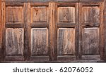 Wooden Windows Texture
