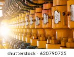 flowline production and control ... | Shutterstock . vector #620790725