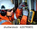 technician instrument... | Shutterstock . vector #620790851