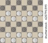 checkers pattern. seamless...   Shutterstock .eps vector #620791595