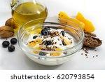 Healthy Breakfast With Quark O...